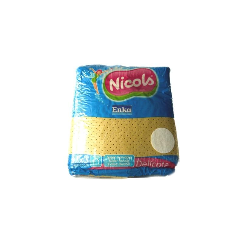 NICOLS PEAU PERFO ENKA X5    40 X 35 CM