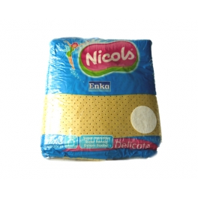 NICOLS ZEEMVEL PERFO ENKA X5   40 X 35 CM