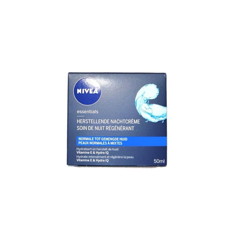 NIVEA VISAGE regenerierende Nacht CARE 50 ML