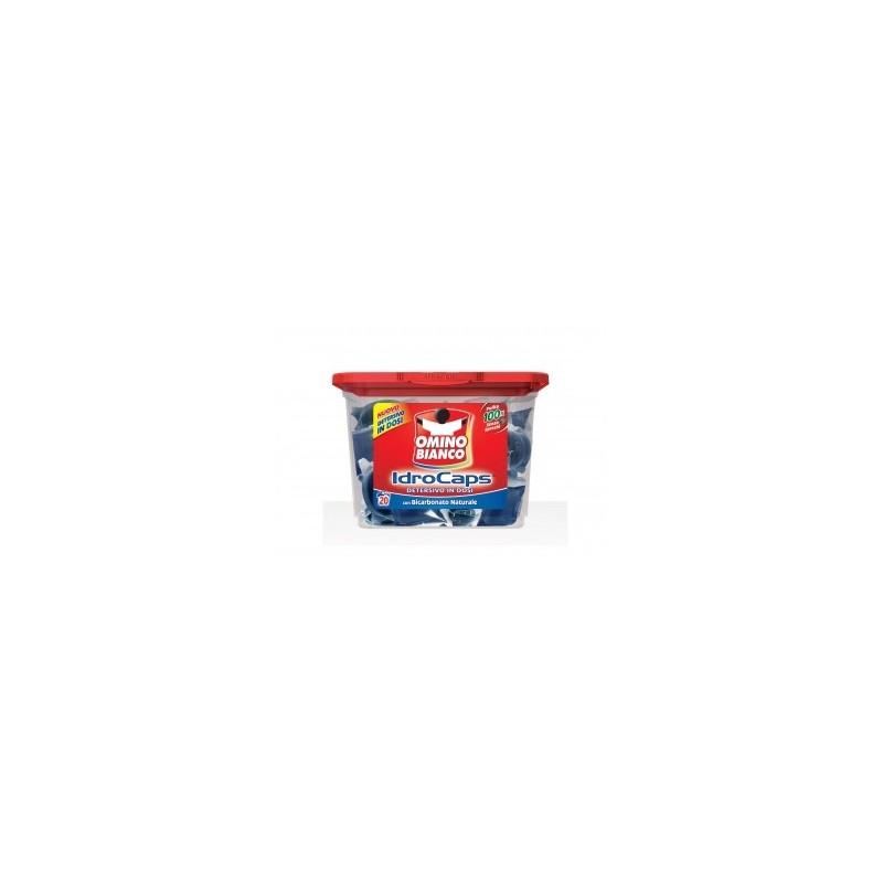 Omino BIANCO IDRO CAPS 30 GR 20 ST MIT ERDGAS CLEANING