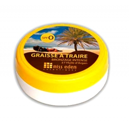 GRAISSE A TRAIRE ULTRA BRONZANTE VANILLE SPF 0 150 ML