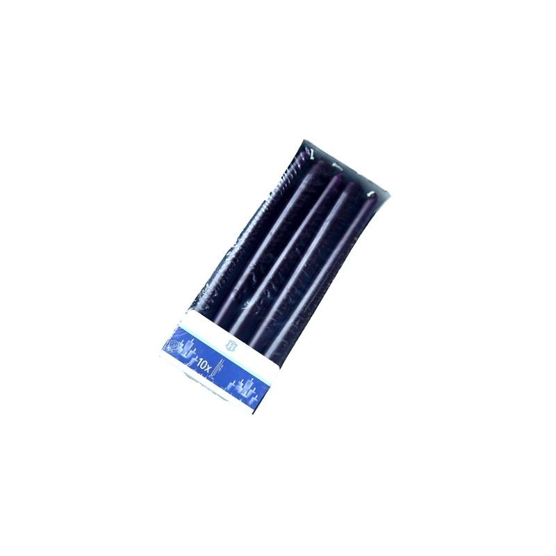 SPAAS HL-DINNER KAARS 24 CM X10  PAARS (7 BRANDUREN)
