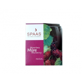 SPAAS SCENT CANDLE BLACKBERRY (27 HOURS)