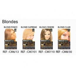 """Coloration pour cheveux """" Blondes """" Modelite"""