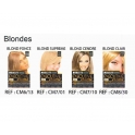 "Hair color ""Blondes"" Modelite"