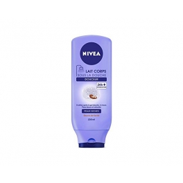 NIVEA BODYMILK ONDER DE DOUCHE 250 ML SHEABOTER