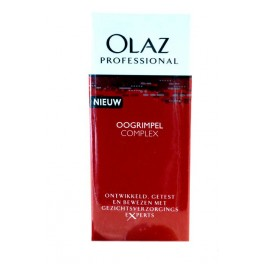 OLAZ PROFESSIONAL 15 ML  CREME ANTI RIDES YEUX