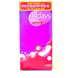 ALLDAYS INLEGKRUISJES LONG PLUS 44 ST