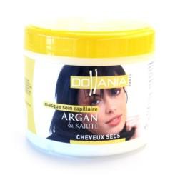 DOLLANIA MASKER MET ARGAN & KARITE DROOG HAAR 500 ML