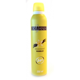 DOLLANIA DEODORANT VANILLE 24H 250 ML