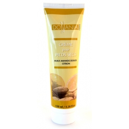 DOLLANIA DROGE VOETENCREME AMANDEL / CITROEN 150 ML