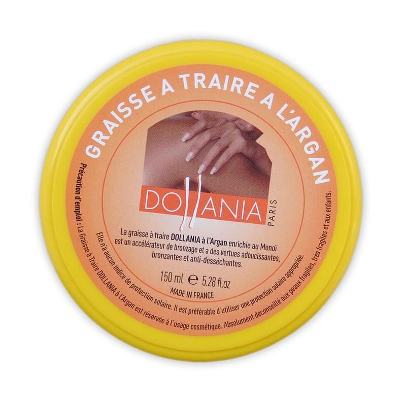 DOLLANIA GRAISSE A TRAIRE A L ARGAN 150 ML