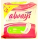 ALWAYS MAANDVERBANDEN SILK ULTRA NORMAL 16 ST