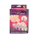 My Mani Kit 8 replaceable heads for nail grooming