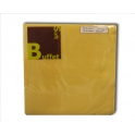 SOFT BUFFET NAPKINS LEMON 2-L 38x38 CM 30 PCS