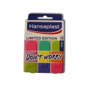 HANSAPLAST DON'T WORRY 16 STRIPS