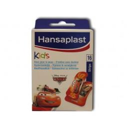 HANSAPLAST KIDS CARS 16ST 10X55X19 - 6X55X30