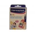 HANSAPLAST KIDS PRINCESS 16PCS 10X55X19 - 6X55X30