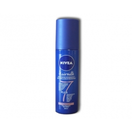 NIVEA HAIRMILK 200ML VERZORGENDE WONDERSPRAY 7 PLUS FIJNE HAARSTRUCTUUR