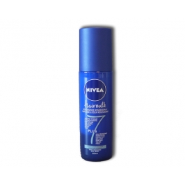 NIVEA HAIRMILK 200ML VERZORGENDE WONDERSPRAY 7 PLUS NORMALE HAARSTRUCTUUR