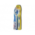 SIGNAL TOOTHBRUSH CLASSIC 2PCS MEDIUM