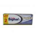 SIGNAL DENTIFRICE INTEGRAL 8 COMPLET GOLD 2X100ML