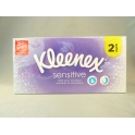 KLEENEX MOUCHOIRS 2X72PCS 3PLIS SENSITIVE