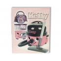 HETTY VACUUM-CLEANER A1 PINK