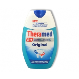 THERAMED TANDPASTA 2 IN 1 ORIGINAL 75ML