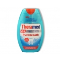 THERAMED TANDPASTA 2 IN 1 PURE BREATH 75ML