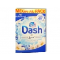 DASH WASHING POWDER 2 IN 1 - 110SC 7,15KG LOTUS FLOWER & LILY