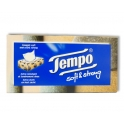 TEMPO MOUCHOIRS SOFT & STRONG 3 EPAISSEURS 80PCS