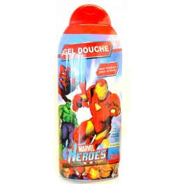 SPIDERMAN DOUCHE GEL 750 ML MELOEN