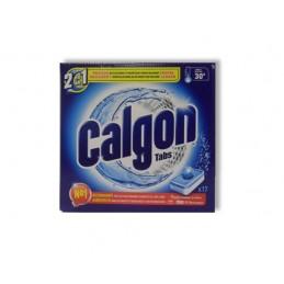 CALGON TABS 2 EN 1 NETTOYEUR MACHINE A LAVER 17 TABS