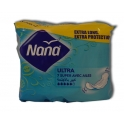 NANA SANITARY NAPKIN ULTRA 7 SUPER WITH WINGS