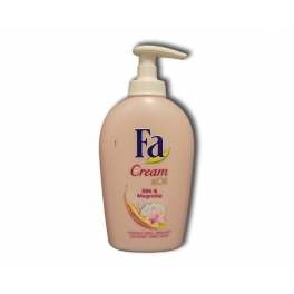 FA HANDZEEP CREAM & OIL 250ML SILK & MAGNOLIA