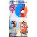 SPIDERMAN GIFTSET BATH & BLAST  4 ITEMS