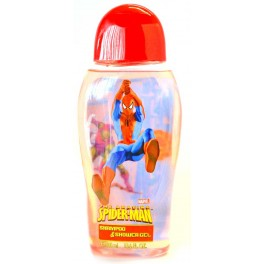 SHAMPOOING & GEL DOUCHE 400ML SPIDERMAN