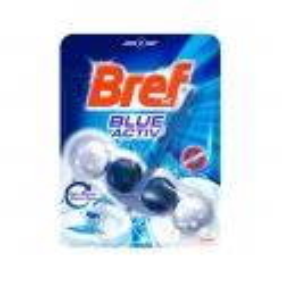 BREF WC HANGER 50G BLUE ACTIV HYGIENE