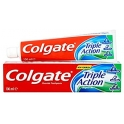 COLGATE TOOTHPASTE 100ML TRIPLE ACTION ORIGINAL MINT