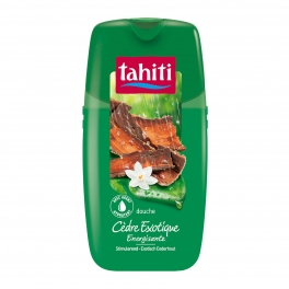 TAHITI DOUCHE 250ML EXOTIC CEDAR WOOD