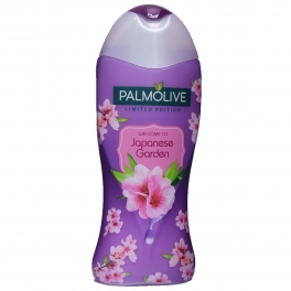 PALMOLIVE DOUCHE 250ML JAPANESE GARDEN LIMITED EDITION