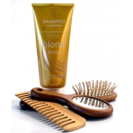 HEGRON SHAMPOOING TUBE 200 ML BLOND