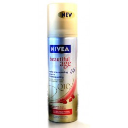 NIVEA HAIR CARE MOUSSE APRES-SHAMPOOING BEAUTIFUL AGE 200 ML