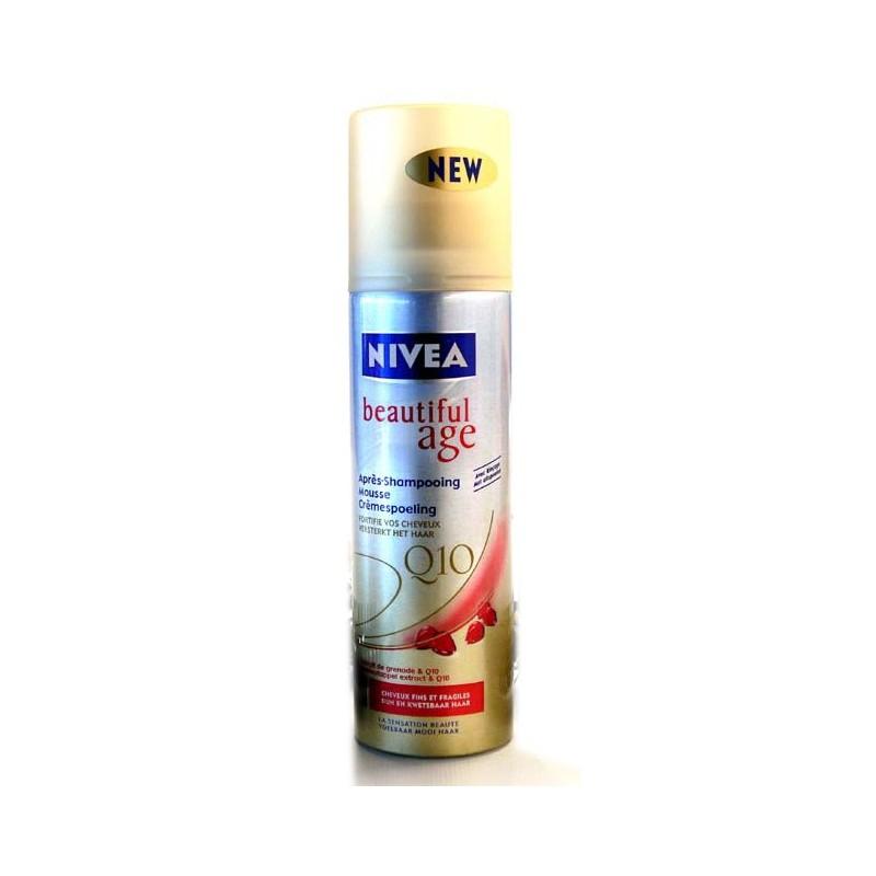 NIVEA MOUSSE CONDITON BEAUTIFUL AGE 200 ML