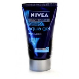 NIVEA STYLING GEL MINI AQUA FOR MEN 30ML