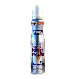 NIVEA STYLE MOUSSE LONG REPAIR 150 ML
