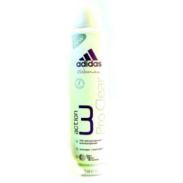 DEODORANT ADIDAS WOMEN PRO CLEAR 250 ML