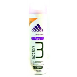 DEODORANT ADIDAS WOMEN 3ACTION PURE 150 ML