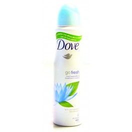 DOVE DEODORANT GO FRESH FRESHMINT 150 ML